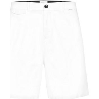 Textil Muži Kraťasy / Bermudy Calvin Klein Jeans K10K105314 Bílý