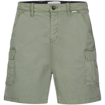 Textil Muži Kraťasy / Bermudy Calvin Klein Jeans K10K105316 Zelený