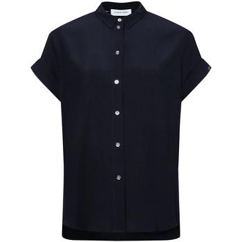 Textil Ženy Košile / Halenky Calvin Klein Jeans K20K201950 Černá