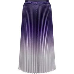 Textil Ženy Sukně Tommy Hilfiger WW0WW26644 Fialový