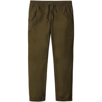 Textil Muži Mrkváče Napapijri NP0A4E2Y Zelený