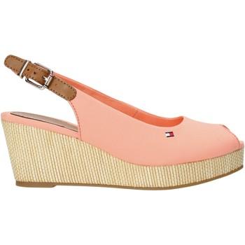 Boty Ženy Sandály Tommy Hilfiger FW0FW04788 Růžový