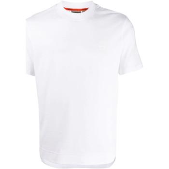 Textil Muži Trička s krátkým rukávem Napapijri NP0A4E8F Bílý