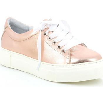 Boty Ženy Nízké tenisky Grunland SC3880 Růžový