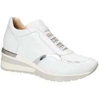 Boty Ženy Nízké tenisky Exton E07 Bílý