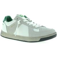 Boty Muži Nízké tenisky Gas GAM818001 Bílý