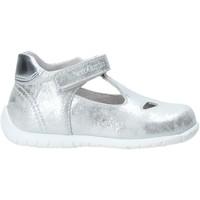 Boty Dívčí Sandály Nero Giardini E018081F Stříbrný