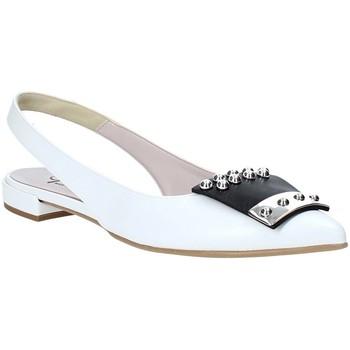 Boty Ženy Sandály Grace Shoes 521011 Bílý