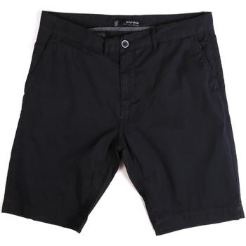 Textil Muži Kraťasy / Bermudy Key Up 265PA 0001 Modrý