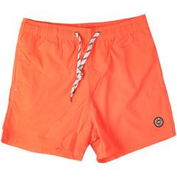 Textil Muži Plavky / Kraťasy Key Up 298XM 0001 Oranžový
