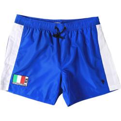 Textil Muži Plavky / Kraťasy U.S Polo Assn. 45282 41393 Modrý