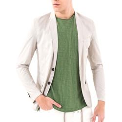 Textil Muži Saka / Blejzry Antony Morato MMJA00333 FA800091 Šedá