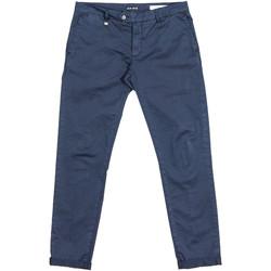 Textil Muži Mrkváče Antony Morato MMTR00387 FA800060 Modrý