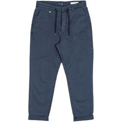 Textil Muži Mrkváče Antony Morato MMTR00379 FA800060 Modrý