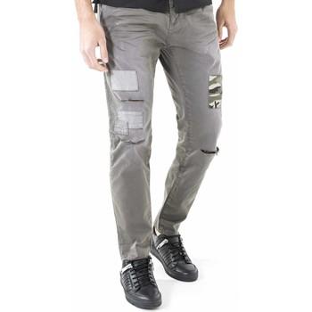 Textil Muži Kalhoty Antony Morato MMTR00378 FA760024 Šedá