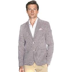 Textil Muži Saka / Blejzry Gaudi 811FU35037 Červené