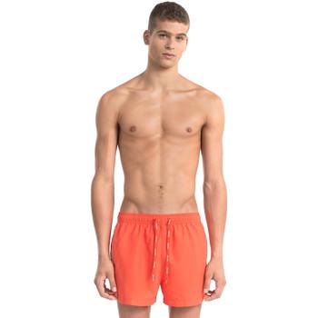 Textil Muži Plavky / Kraťasy Calvin Klein Jeans KM0KM00162 Červené