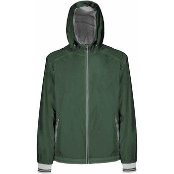 Textil Muži Bundy Geox M8221T T2414 Zelený