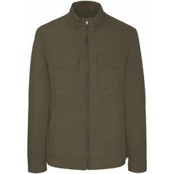 Textil Muži Bundy Geox M8221Y T2468 Zelený