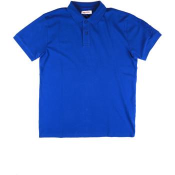 Textil Muži Polo s krátkými rukávy Invicta 4452172/U Modrý