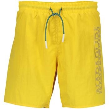 Textil Muži Plavky / Kraťasy Napapijri N0YHST Žlutá