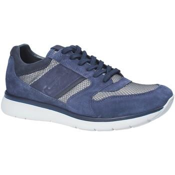 Boty Muži Nízké tenisky Impronte IM181020 Modrý