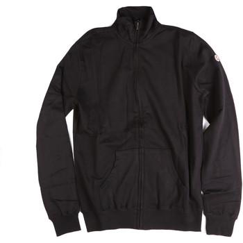 Textil Muži Mikiny Key Up 2F04E 0001 Černá