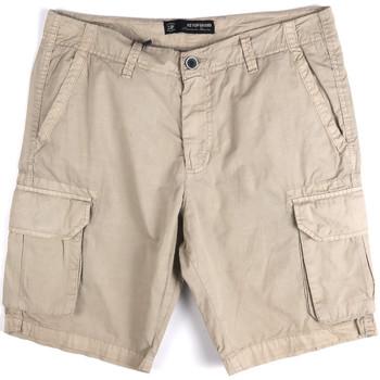 Textil Muži Kraťasy / Bermudy Key Up 2P16A 0001 Šedá