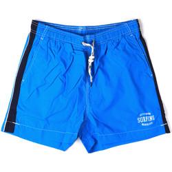 Textil Muži Plavky / Kraťasy Key Up 2H17X 0001 Modrý