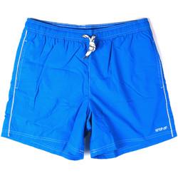 Textil Muži Plavky / Kraťasy Key Up 22X21 0001 Modrý