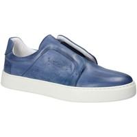 Boty Muži Street boty Exton 511 Modrý