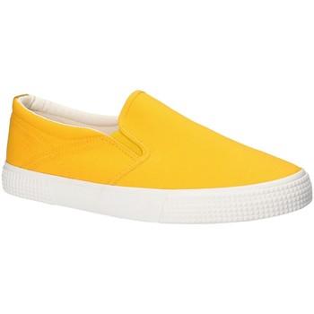 Boty Muži Street boty Gas GAM810165 Žlutá