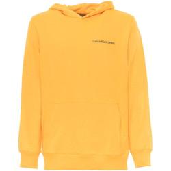Textil Muži Mikiny Calvin Klein Jeans J30J306996 Žlutá