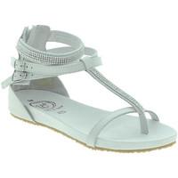 Boty Ženy Sandály 18+ 6110 Bílý
