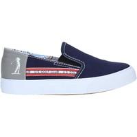 Boty Chlapecké Street boty U.s. Golf S19-SUK403 Modrý