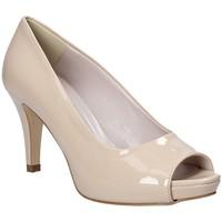 Boty Ženy Lodičky Grace Shoes 738I001 Béžový