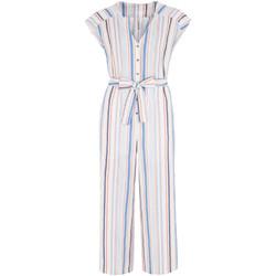 Textil Ženy Overaly / Kalhoty s laclem Pepe jeans PL230263 Béžový