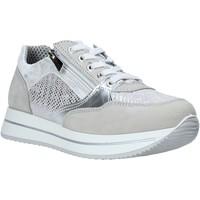 Boty Ženy Nízké tenisky IgI&CO 5164522 Stříbrný