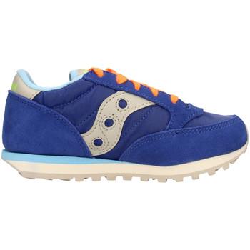 Boty Děti Nízké tenisky Saucony SK262476 Modrý