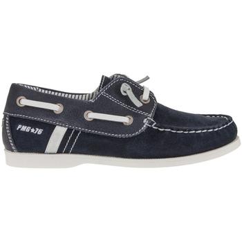 Boty Děti Mokasíny Primigi 1425500 Modrý
