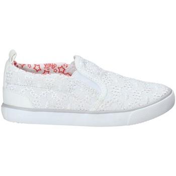 Boty Dívčí Street boty Primigi 1453633 Bílý