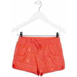 Textil Děti Kraťasy / Bermudy Losan 814-6019AB Oranžový