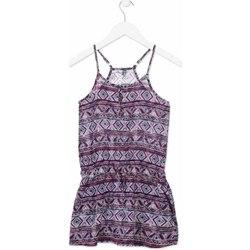 Textil Dívčí Overaly / Kalhoty s laclem Losan 814-7021AB Modrý