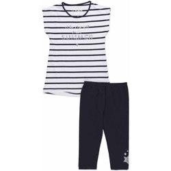 Textil Dívčí Set Losan 814-8000AB Modrý