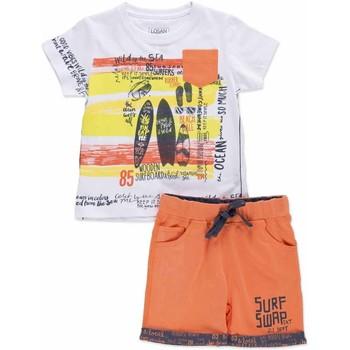 Textil Děti Set Losan 815-8027AC Šedá