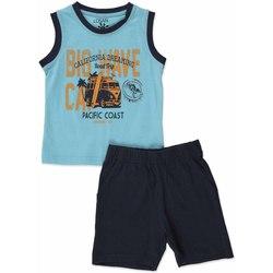 Textil Chlapecké Set Losan 815-8640AC Modrý