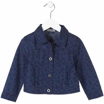 Textil Děti Riflové bundy Losan 816-2002AD Modrý