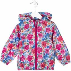 Textil Děti Větrovky Losan 816-2004AD Růžový