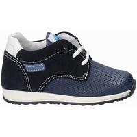 Boty Děti Kotníkové boty Melania ME1041B8E.B Modrý