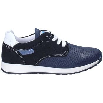 Boty Chlapecké Nízké tenisky Melania ME6041F8E.B Modrý
